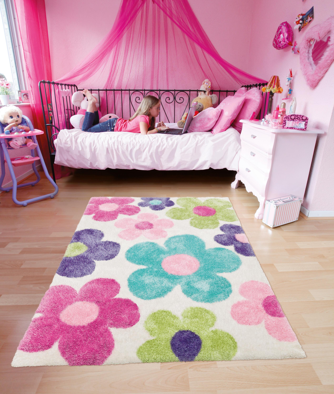 Ковёр в детскую комнату для девочек своими руками 28
